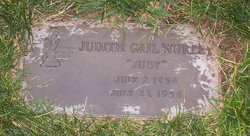 Judith Gail Worley