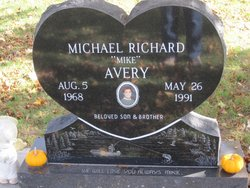 """Michael """"Mike"""" Avery"""