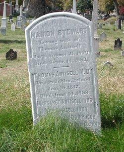 Marion Stuart <I>Forsyth</I> Antisell