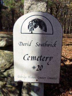 David Southwick Cemetery