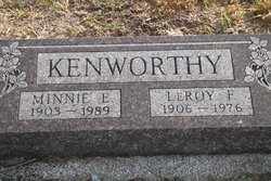 LeRoy Fairchild Kenworthy