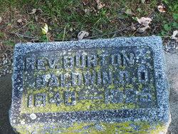 Rev Burton Baldwin