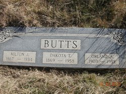 Dakota Montana <I>Taylor</I> Butts
