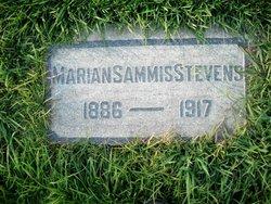 Louise Marian <I>Sammis</I> Stevens