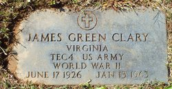 James Green Clary