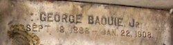 George Baquie, Jr