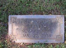 Ethel Verne Garrett <I>McArthur</I> Belyeu