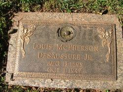 Louis McPherson DeSaussure Jr.