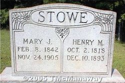 Mary J. Stowe