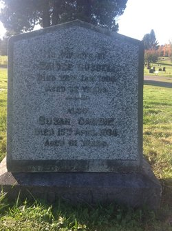 Sarah Adamson <I>Cambie</I> Russell