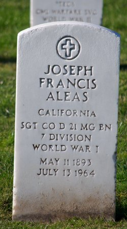 Joseph Francis Aleas