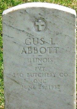 Gus Leo Abbott