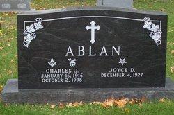 Charles J Ablan