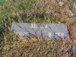 Mrs Edith M <I>Pruitt</I> Emery