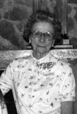Helen Williams <I>Pyles</I> Darby