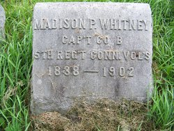 Madison P Whitney