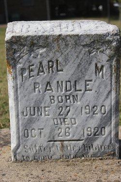 Pearl Randle