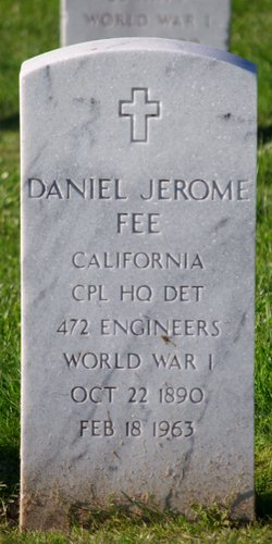 Daniel Jerome Fee