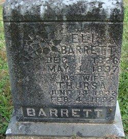 Thursa Barrett