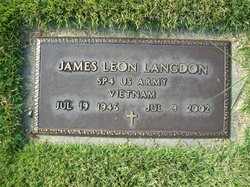 Spec James L. Langdon