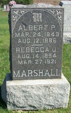 Rebecca J <I>Donathan</I> Marshall