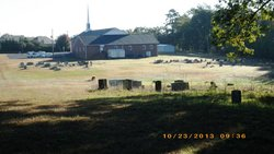 Old Pilgrim Missionary Baptist Church Cemetery