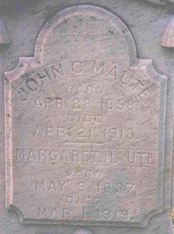 John Conrad Maute