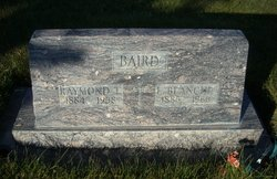 Elizabeth Blanche <I>Wagner</I> Baird