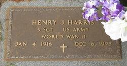 Henry Jefferson Harris