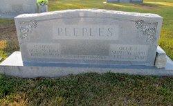 Ollie L. Peeples