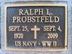 Ralph Lawrence Probstfeld