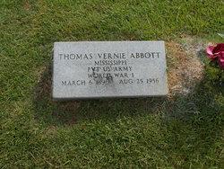 Thomas Vernie Abbott