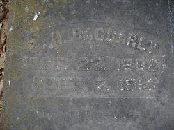 B. H. Baggarly
