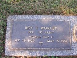 Roy T Worley