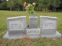Eleanor Jean Artiga