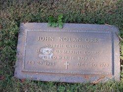 John Nolan Orr