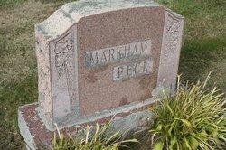Eva M. <I>Young</I> Markham