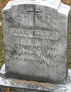 Amerigo A. Stanghellini