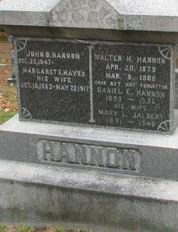 Daniel E. Hannon