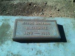 Maude Adeline <I>Bucknell</I> Bleakmore