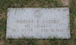 Robert E Albery