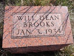 Will Dean Brooks