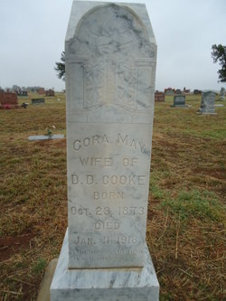 Cora May <I>Griggs</I> Cooke