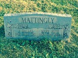 Mary Ruth <I>Cissell</I> Mattingly