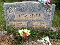Ethel Mae <I>Bagwell</I> Bearden