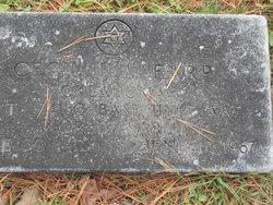 Cecil Ila Earp