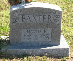 David Rufus Baxter