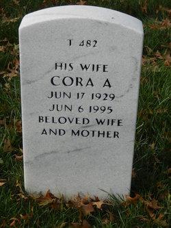 Cora A <I>Edinger</I> Gazafi