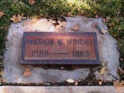 Marion Williams Joseph Wright