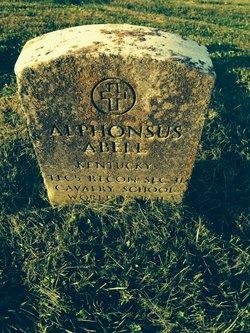Alphonsus Abell